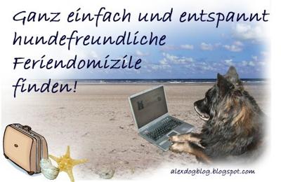 Urlaub mit Hund, Suche leicht gemacht!