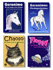 Schöne Tierbücher und mehr